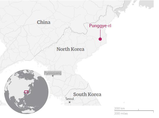 geopolitica Coreia