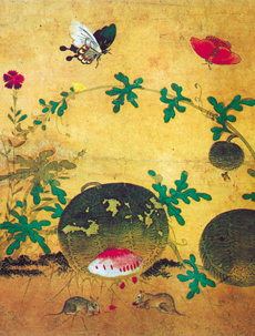 Shin.Saimdang-Chochungdo-03