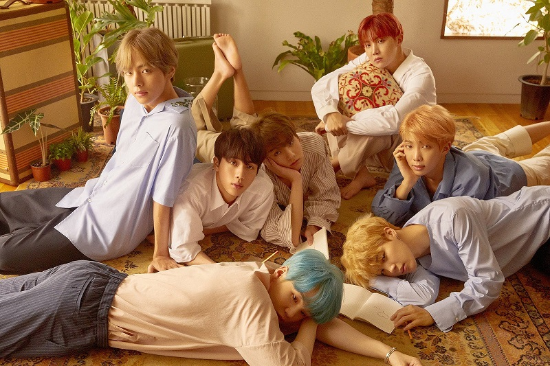 BTS. Foto: Big Hit Entertainment
