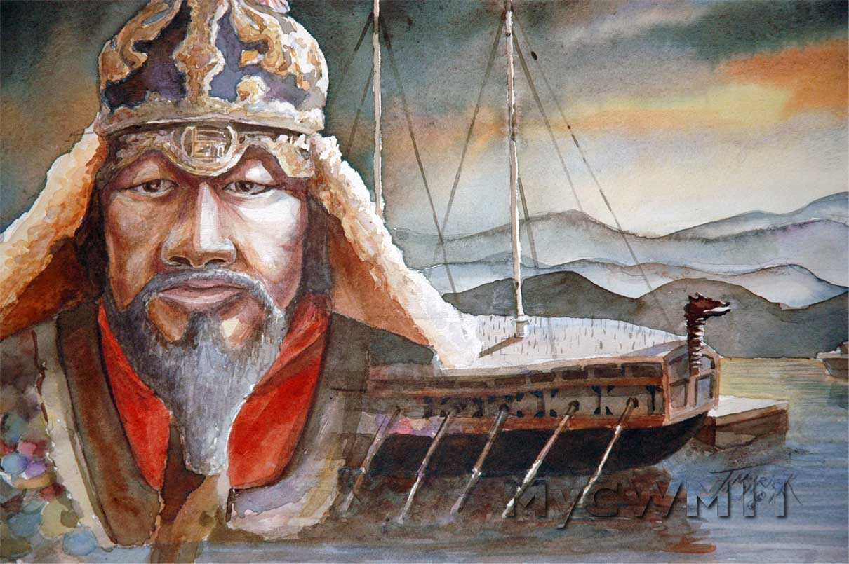 4.-Admiral-Yi-Finished-Watercolor