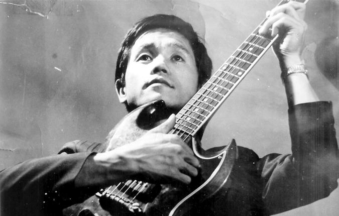 Hicky Shin é considerado o pai do rock sul coreano.